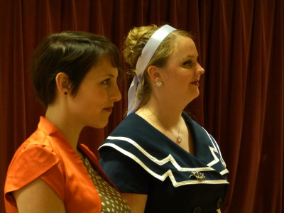 Workshop Rock & Roll at the Fabulous Fifties Party