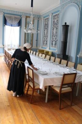 Beleef Het Verleden - bal en diner Keetje Hodshon Huis 2013