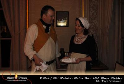 Bal en diner Hodshon huis