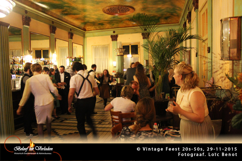 Vintage Feest 20s-50s 17