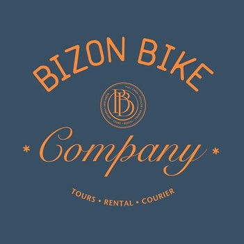 logo bizon bike company