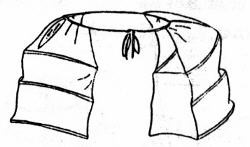 paniers circa 1750