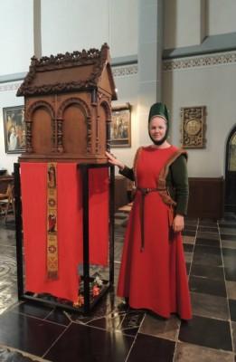 relikwie heilige Elizabeth