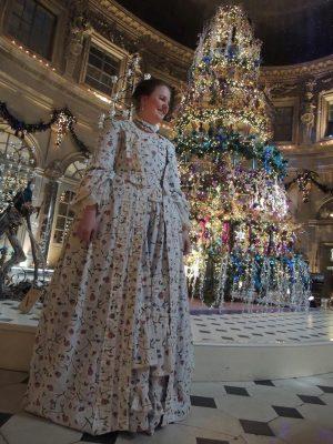 Robe à la Francaise - kerst02