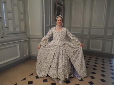 Robe à la Francaise - kerst 03