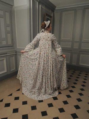 Robe à la Francaise - kerst 04